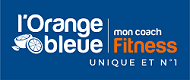 logo L'ORANGE BLEUE Limoges